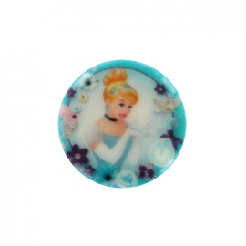 Disney Button  - Cinderella