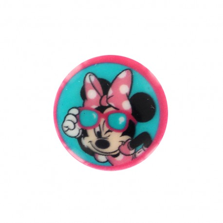 Minnie mouse Disney Button - Star