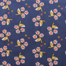 Tissu coton Dashwood Paper Meadow - Scatter Bunch x 10cm