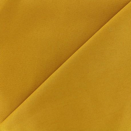 Twill Cotton Fabric - mustard x 10cm