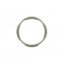 ring for bra / suspender straps - metal