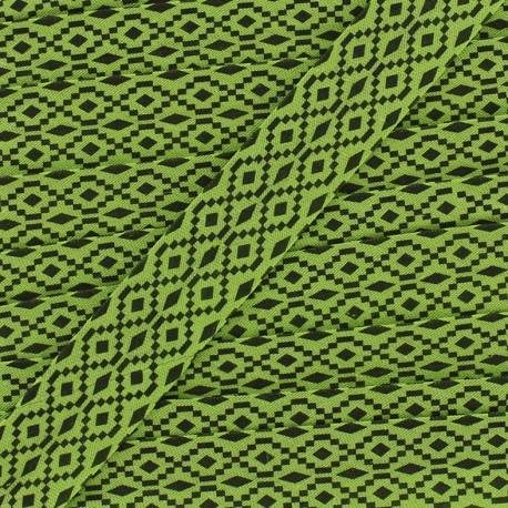 Bias Aztec 20 mm - green x 1m