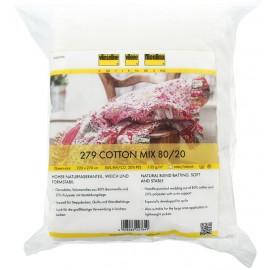 Molleton Vieseline coton mix 80/20