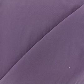 Tissu viscose chemisier - mauve x 10cm