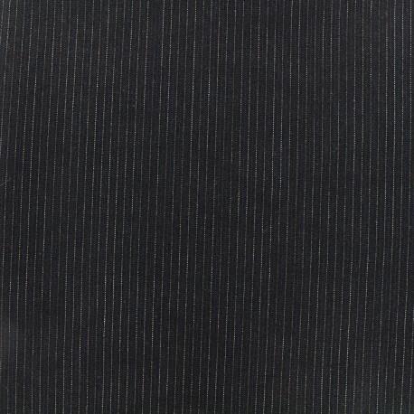 Little Stripes Tailor Fabric - Léon x 10cm