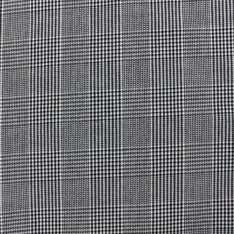 Tailor Fabric Mini Pied De Poule Gris X 10cm Ma Petite