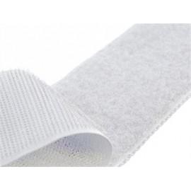 Ruban Auto-agrippant Velcro® à coudre 20 mm blanc x 1m