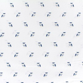 Tissu coton Daily Like - Owl x 10cm