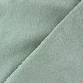 Poplin Fabric - grey blue x 10cm