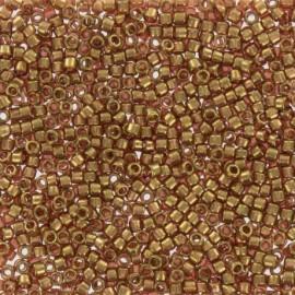 Perles de rocaille TOHO 11/0 X3g N°421 - Cuivré brillant