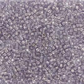 Perles de rocaille TOHO 11/0 X3g N°455 - Gris brillant