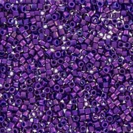 Perles de rocaille TOHO 11/0 X3g N°461 - Violet nacré