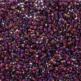 Perles de rocaille TOHO 11/0 X3g N°503 - Groseille irisé