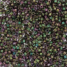 Perles de rocaille TOHO 11/0 X3g N°508 - Scarabé irisé