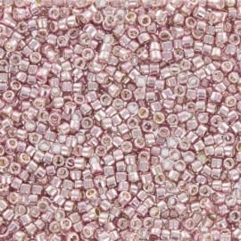 Perles de rocaille TOHO 11/0 X3g N°552 - Rose galvanisé