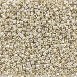 Perles de rocaille TOHO 11/0 X3g N°558 - Argent galvanisé
