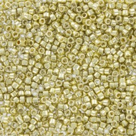 Perles de rocaille TOHO 11/0 X3g N°559 - Souffre