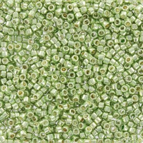 Perles de rocaille TOHO 11/0 X3g N°560 - Vert galvanisé