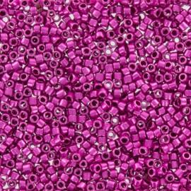 Perles de rocaille TOHO 11/0 X3g N°563 - Fuschia nacré
