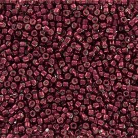 Perles de rocaille TOHO 11/0 X3g N°564 - Bordeaux galavanisé