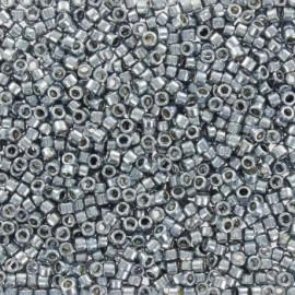 Perles de rocaille TOHO 11/0 X3g N°565 - Gris galvanisé