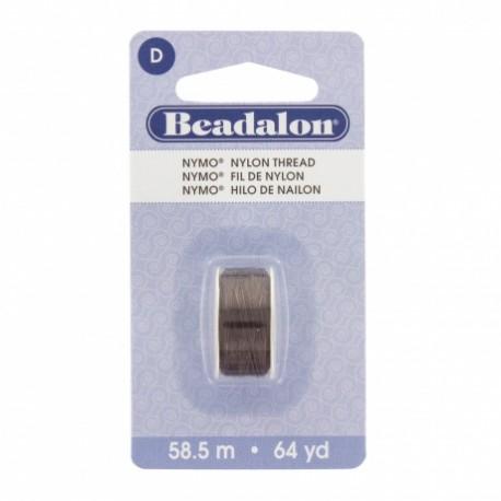 Beadalon Nymo Thread Size D 64 yd.