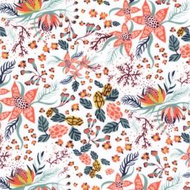 Tissu Liberty - Beach Blossom A x 10cm