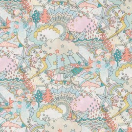 Tissu Liberty - Land of dreams B x 10cm