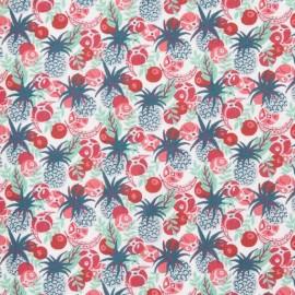 Tissu Liberty - Ibiza berry B x 10cm