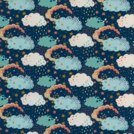 Tissu Liberty - Hiding B x 10cm