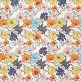 Tissu Liberty - Sea petals B x 10cm