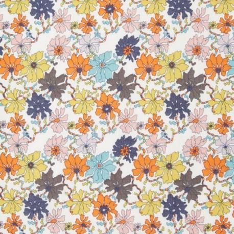 Liberty fabric - Sea petals B x 10cm