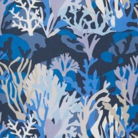 Tissu Liberty - Caoral camo B x 10cm