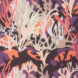 Tissu Liberty - Caoral camo C x 10cm
