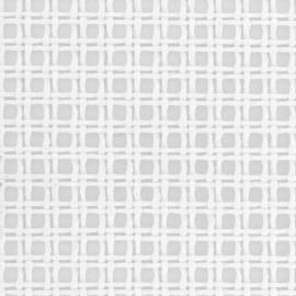Toile canvas Soudan (laize 50cm) - blanc x 10cm