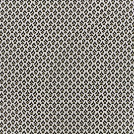 Tissu satin Radiance by Penelope® - crème x 10cm