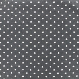 Tissu jersey Poppy Star Party - anthracite x 10cm