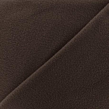 Polar Fabric - brown x 10cm