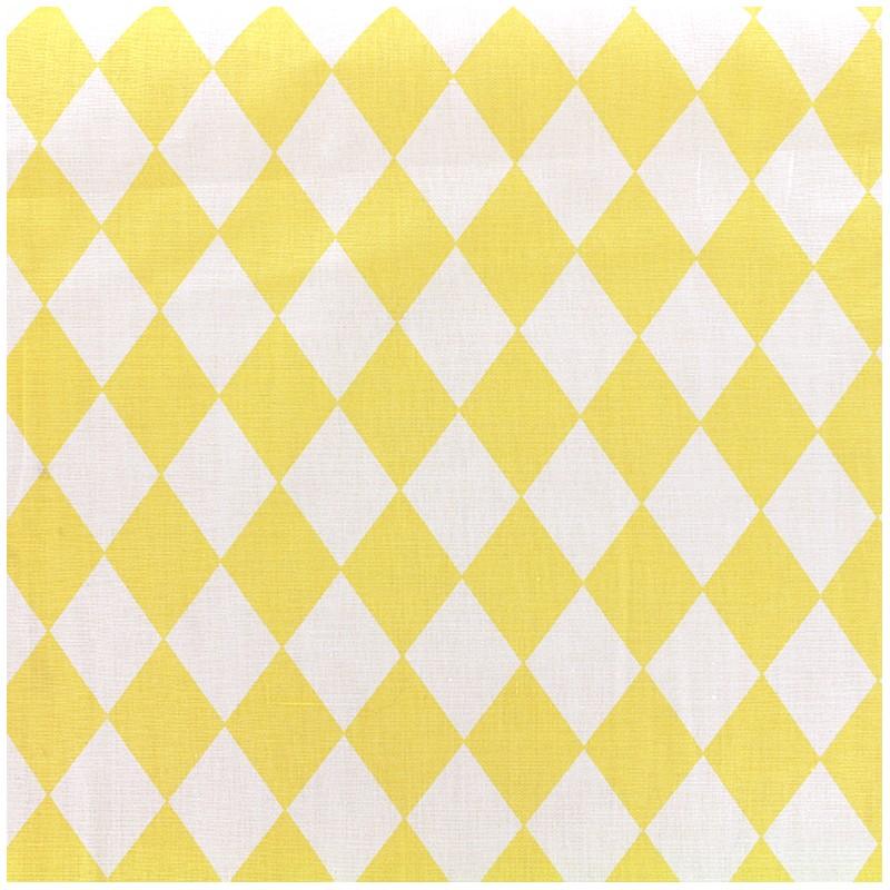 Tissu oeko tex coton popeline color arlequin jaune x 10cm ma petite mercerie - Tissus bohemes colores ...