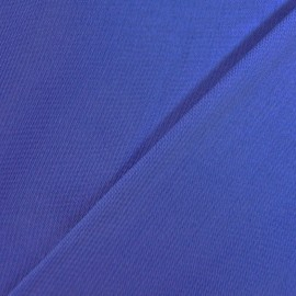 Silky Muslin Fabric - navy blue x 50cm