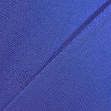 Silky Muslin Fabric - navy blue x 50cm