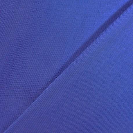 Tissu mousseline - bleu navy x 50cm