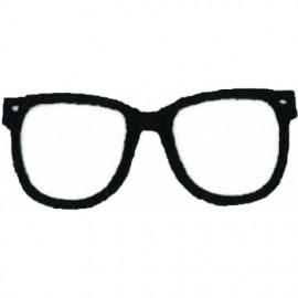 Thermocollant  lunettes noires