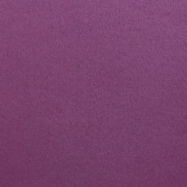 Thick Felt Fabric - Purple x 10cm