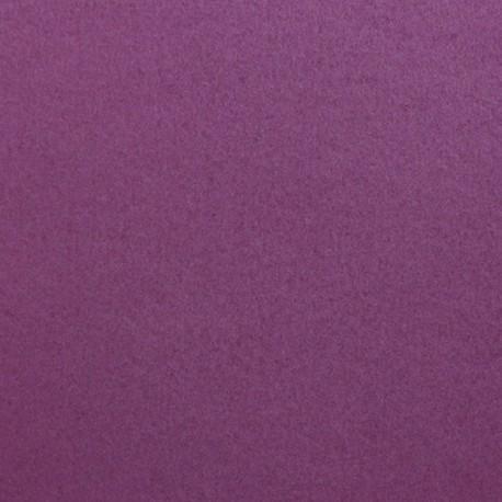 Thick Felt Fabric - Purple x 10cm