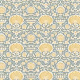 Tissu coton Tilda Garden bees - blue x 10cm