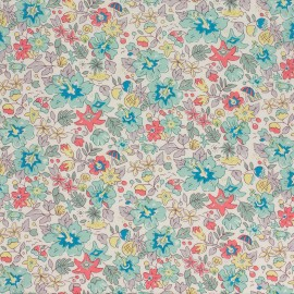 Tissu Liberty - Alphoa Betsy C x 10cm