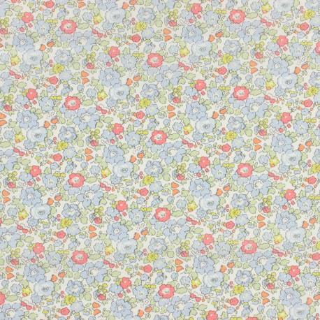 Tissu Liberty - New Betsy Ann C x 10cm