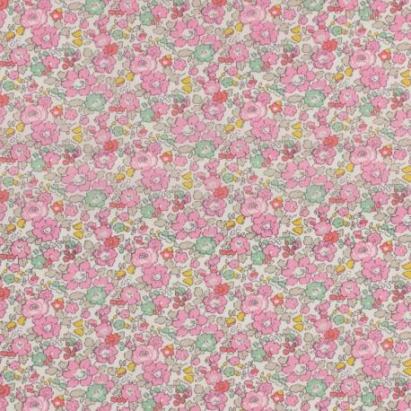Tissu Liberty - New Betsy Ann D x 10cm