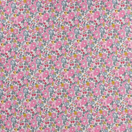 Liberty fabric - New Betsy Ann E  x 10cm